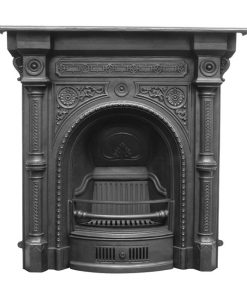 RX084 Tweed fireplace cast iron fireplace by carron Victorian cast iron fire