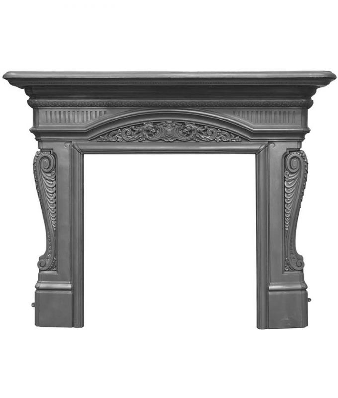 RX295 Carron cast iron Buckingham fire surround