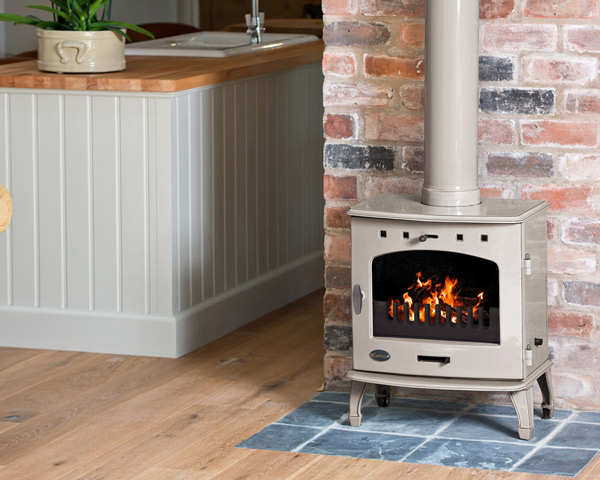 carron stoves 7.3kw room setting