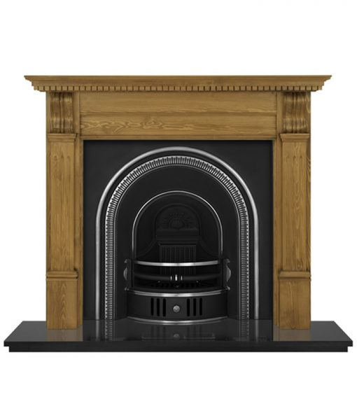 Beckingham fireplace insert Carron cast iron RCM003
