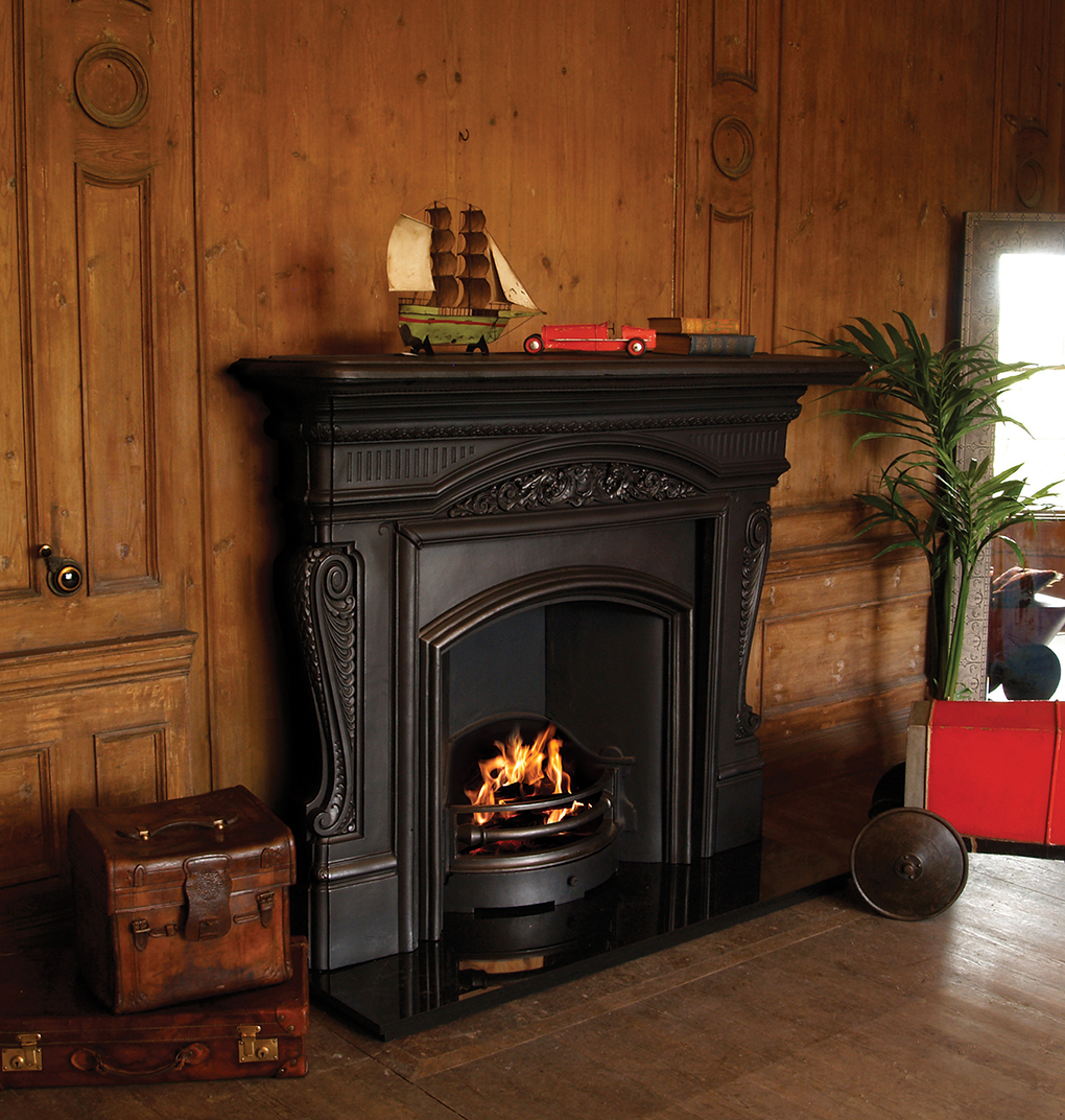 Hearth Covers: The Buckingham Fire Surround