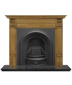 Coleby fireplace insert Carron cast iron RCM005