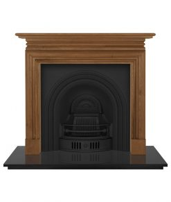 Collingham fireplace insert Carron cast iron RCM004