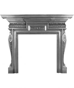 HEF062 Carron Knightsbridge cast iron fire surround