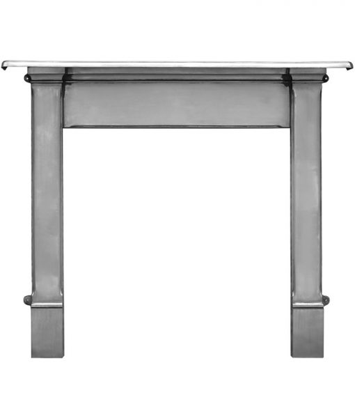 RX067 Alice cast iron fire surround mantelpiece