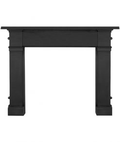 RX101 Carron Somerset fireplace surround in cast iron