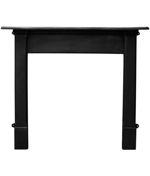 RX256 Alice cast iron fire surround mantelpiece