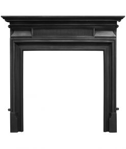 RX257 Belgrave Victorian cast iron fire surround