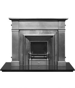 Royal fireplace insert Carron cast iron RX129