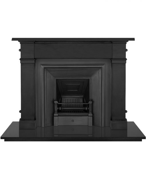 Royal fireplace insert Carron cast iron RX130
