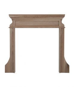 Clive fireplace surround SMC192 oak