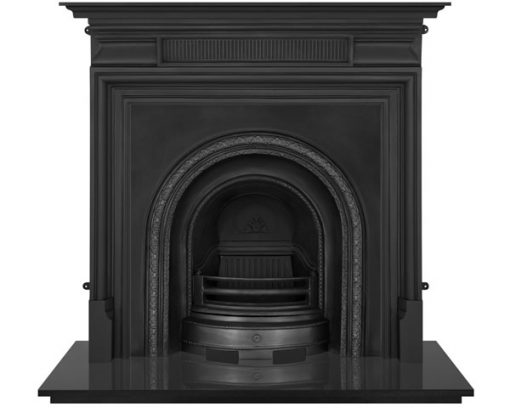 Scotia cast iron fireplace insert RX087