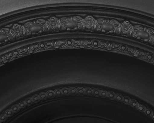 Scotia cast iron fireplace insert RX087 frieze