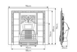 aladdin-cast-iron-fireplace-insert-dimensions
